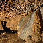 Le Four du Boulanger - Couleur Gris Bleuté (Oxyde de Manganèse) - Grotte de TRABUC
