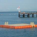 Piers and pontoons