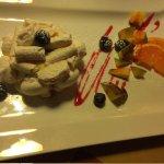 Dessert excellent de Vérone