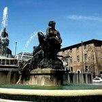 The Bronze Comely Nymphs of Piazza della Repubblica