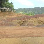 Chamarel terre des 7 couleurs