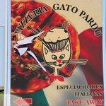 Φωτογραφία: Pizzeria gato pardo
