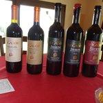 wines awaiting tasting 1