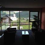 Вид из отеля