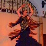 The Flamenco Swirl