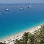 Eggreni Beach, Lefkada, Greece