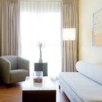 Salón de Junior Suite Confort