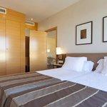 Dormitorio de Junior Suite Confort