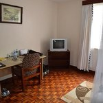 Double Room - TV and Desk