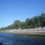 On The River Seine