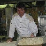 Notre chef et patron, Jacques Roberi.