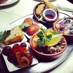 Build yourself a feast with our fantastic Tapas selection