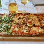 Half a metre of pizza