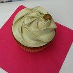 cupcake vaniglia e pistacchio...
