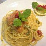 Spaghetti al Riccio