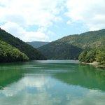 Gölün genel manzarası - A view from Boraboy Lake