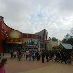Ingresso al Disney Village