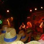 Musica Country- pre show