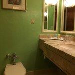 Toilet- basic and stinky