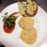 notre foie gras fait maison