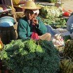 il mercato di kalaw