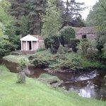 Vindolanda temple and village replicas
