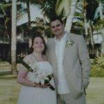 Sugar beach wedding