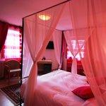 la camera esagonale
