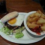 The Belfast Burger