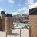 Rooftop & pool