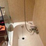 """Salle de bain pas très """"luxe"""""""