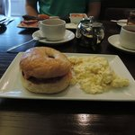 Really nice breakfast