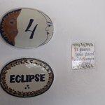 Estuvimos en la habitacion eclipse 4.