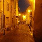 saintpaul trois châteaux la nuit