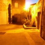 saint paul trois châteaux la nuit, magnifique