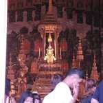 Smaragd Buddha