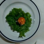 Flower with you meal :)