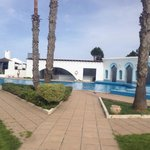 A great clean hotel located on the beach. Must stay!!!!