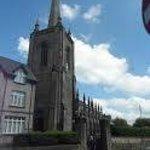Enniskillen; Great Grandad got married here.