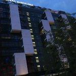 hôtel silken diagonal