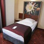 Bett Zimmer 213