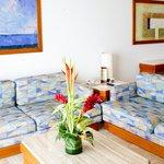 Sea Garden Living Room