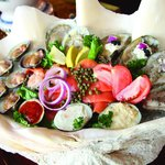 Oysters, Clams and Seafood to die for