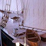 Mid Ship from Mezzanine