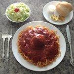 Spaghetti 1 Meatball