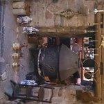 Our circular woodburner