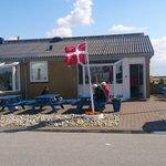 Fischgeschäft und Restaurant