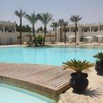 The Rama Pool / bar area