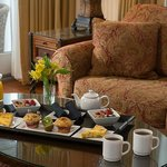 Complimentary In-Suite Continental Breakfast