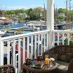 Grand Suite View of Camden Harbor